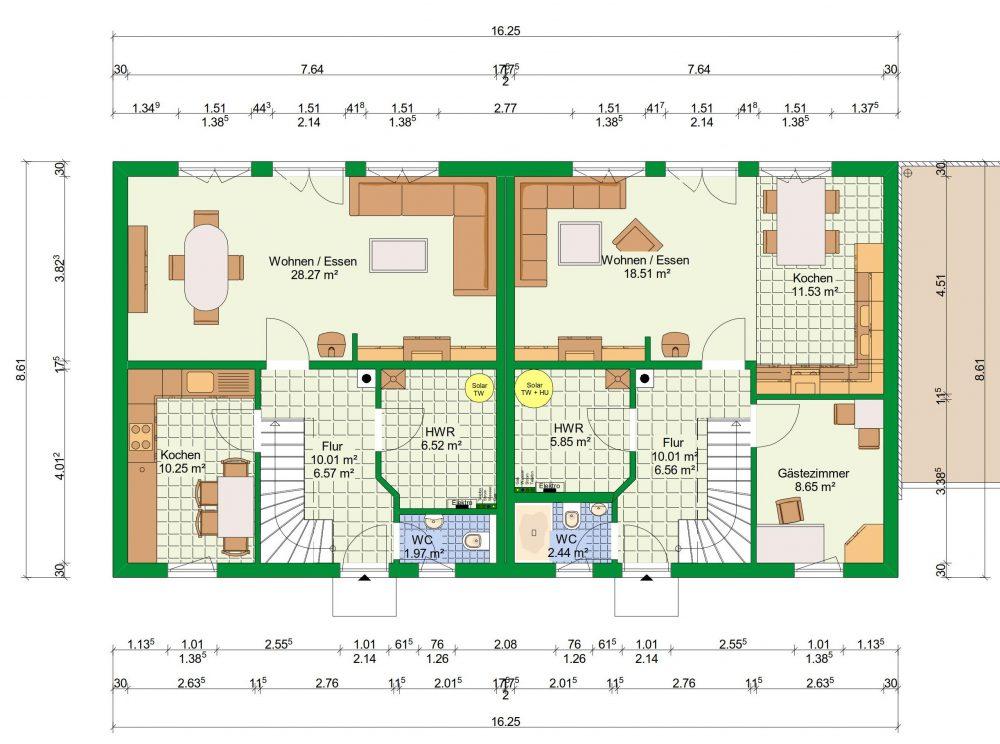 doppelhaus in salzwedel architekt und haus preiswert und sicher. Black Bedroom Furniture Sets. Home Design Ideas